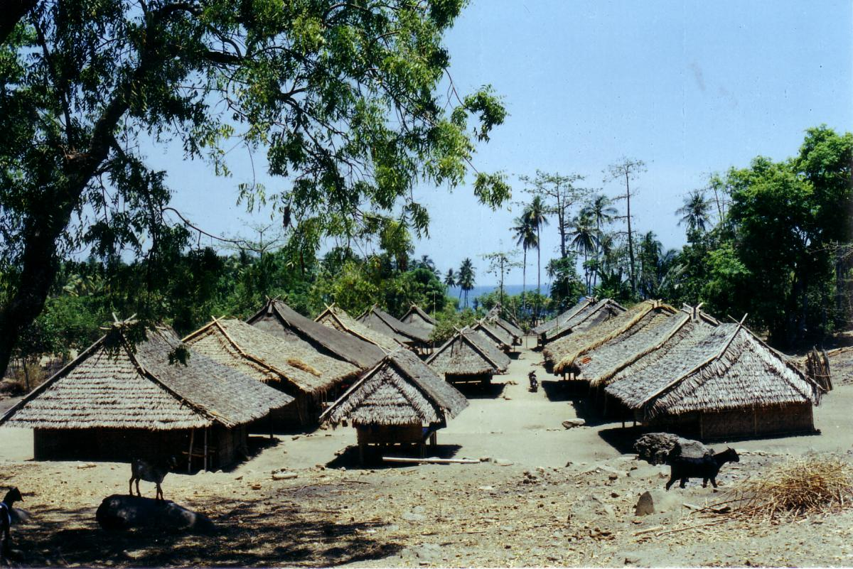 Dasan Kerepuk sasak Village-Bayan