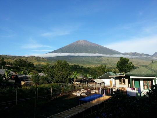 Rinjani Mount Lombok