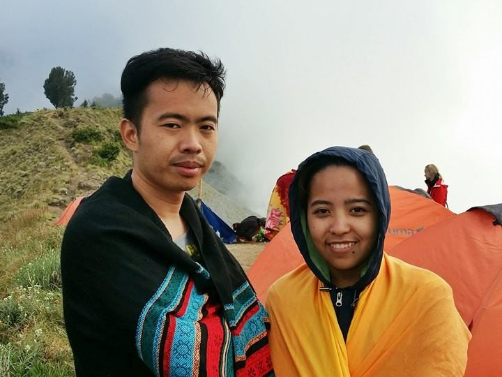 Mt. Rinjani Trekking with Qimi Summit 1