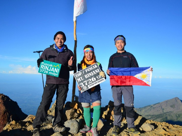 Philippines Group to Rinjani