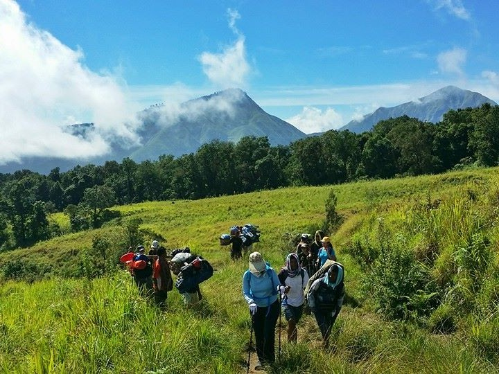 Mt. Rinjani Trekking with Qimi Summit 5
