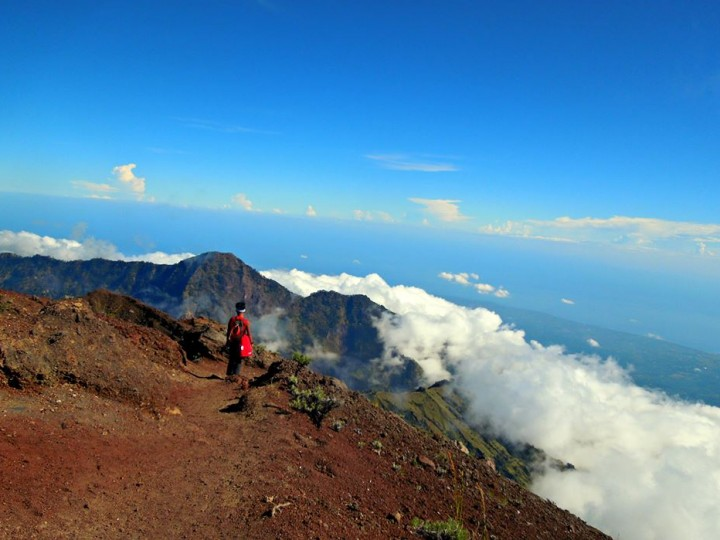 Rinjani Trekking with Philippines Group 2